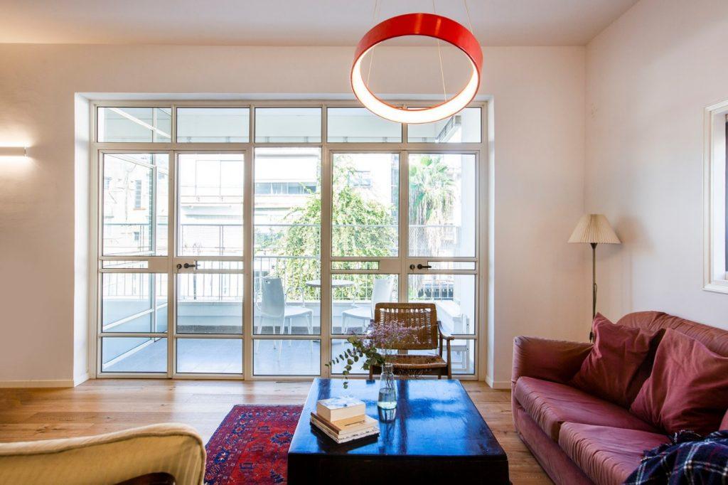 חלונות אלומיניום בעיצוב בלגי